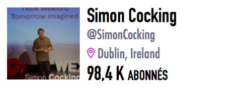 Simon Cocking